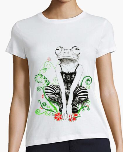 Camiseta mujer Bailarana