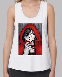 Camiseta mujer Caperucita