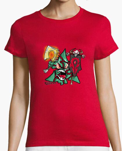 Camiseta Mujer Chaky Horda