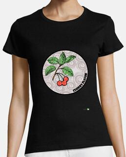 Camiseta mujer: Cherry Flavor