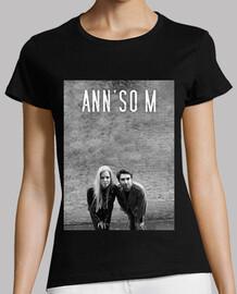 camiseta mujer de edición limitada dúo