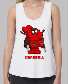 Camiseta mujer Deadball