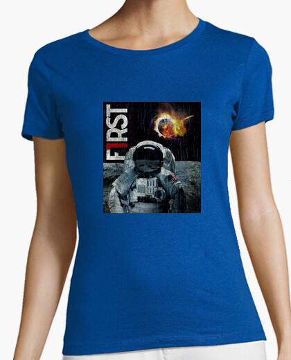 Camiseta mujer First - Fin de la tierra