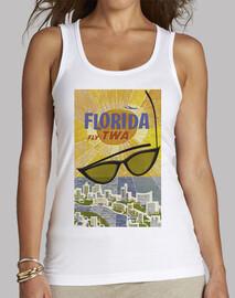 Camiseta Mujer Florida