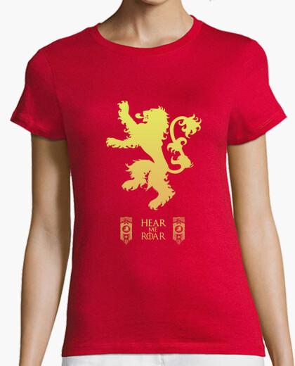 Camiseta mujer GOT Lannister