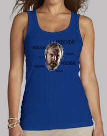 Camiseta Mujer Hodor