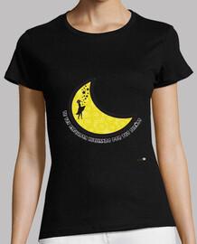 Camiseta mujer: Lucha por tus sueños