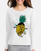 Camiseta mujer manga larga