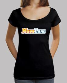 Camiseta Mujer MathLand