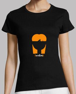Camiseta Mujer Negra karolkonk
