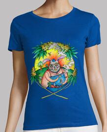 Camiseta Mujer Rabbit