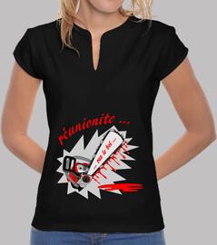 camiseta mujer réunionite fs