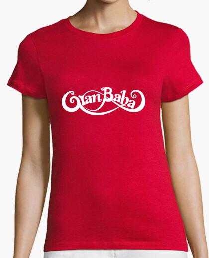 Camiseta mujer roja