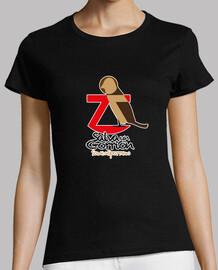 Camiseta Mujer Salva un Gorrión -Save a Sparrow