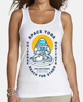 Camiseta mujer sin mangas