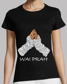 Camiseta mujer Wai Prah