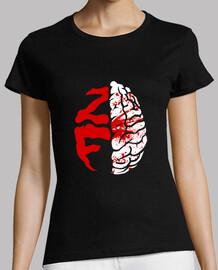 Camiseta mujer ZombieFreaks.es