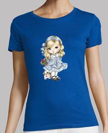 Camiseta muñequita dog