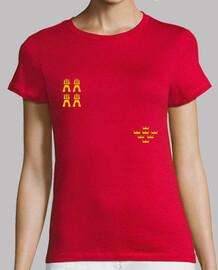 Camiseta Murcia Bandera