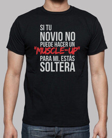 Camiseta Muscle Up B