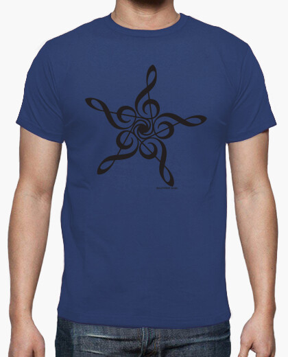 Camiseta Music Star