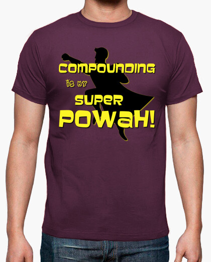 Camiseta My superpowah