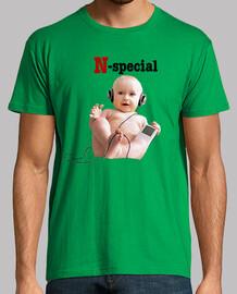 Camiseta N-special Chico V