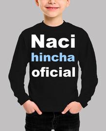 Camiseta Naci hicha oficial