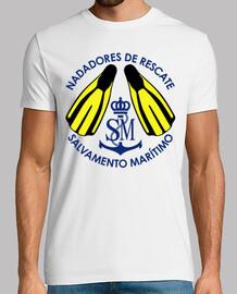 Camiseta Nadadores de Rescate mod.2