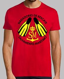 Camiseta Nadadores de Rescate mod.3