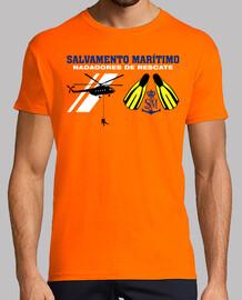 Camiseta Nadadores de Rescate mod.5