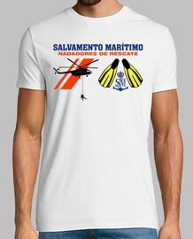 Camiseta Nadadores de Rescate mod.6