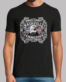 Camiseta Nashville Country Music Tennesse
