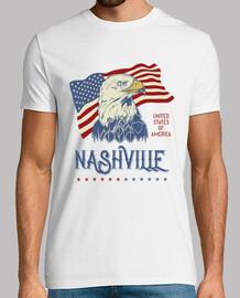 Camiseta Nashville Tennessee Águilas