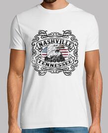Camiseta Nashville Tennessee Vintage