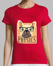 Camiseta Nerdy del perro