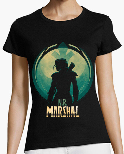 Camiseta New Republic Marshal