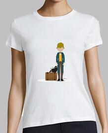 Camiseta Newt Scamander Mujer