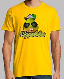 Camiseta Niggafakas - Pera Nigga