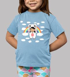 Camiseta niñ@ Kira-chan