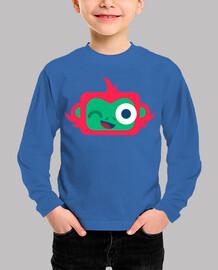 Camiseta niño-a Mona - varios colores y tallas