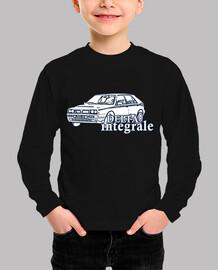camiseta niño 1C delta integrale