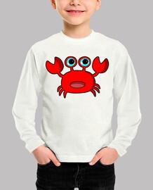 Camiseta niño / Cangrejo Baby