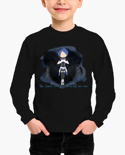 Ropa infantil Camiseta Niño Aqua Kingdom Hearts 0.2