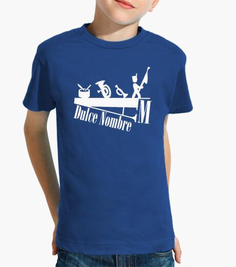 Ropa infantil Camiseta Niño Azul AMDN