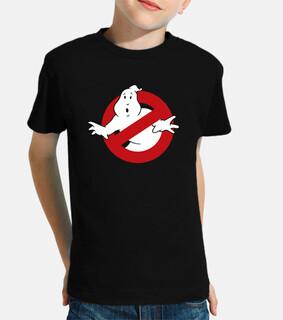 Camiseta niño Cazafantasmas