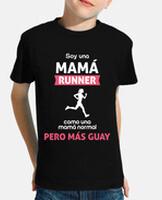 Camiseta Mama Runner para Mujer latostadora