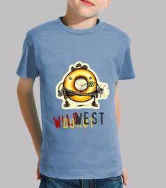 Camiseta niño donut