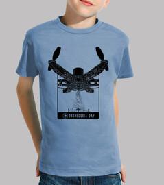 Camiseta niño Dronecoria Day