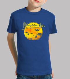 Camiseta niño Dronecoria Reforestation Now